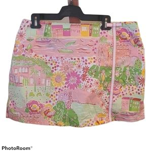 Lily Pulitzer Plus Size Skirt